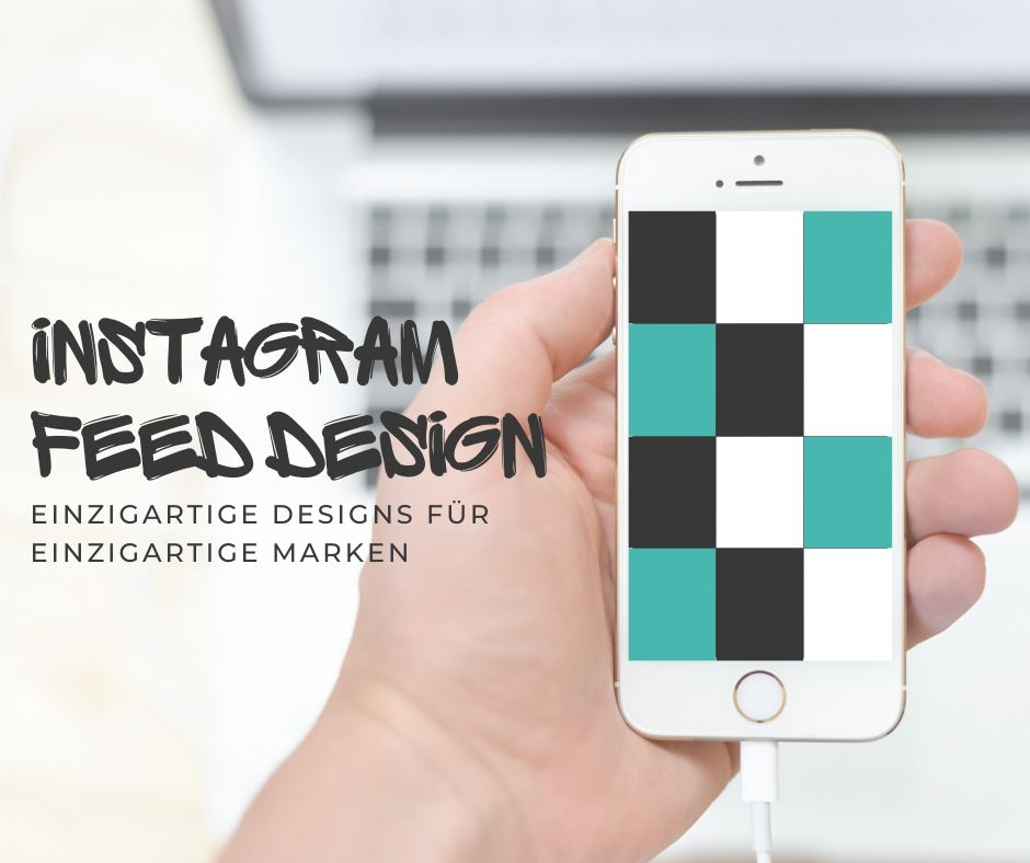 Insta Feed Design Mock Up